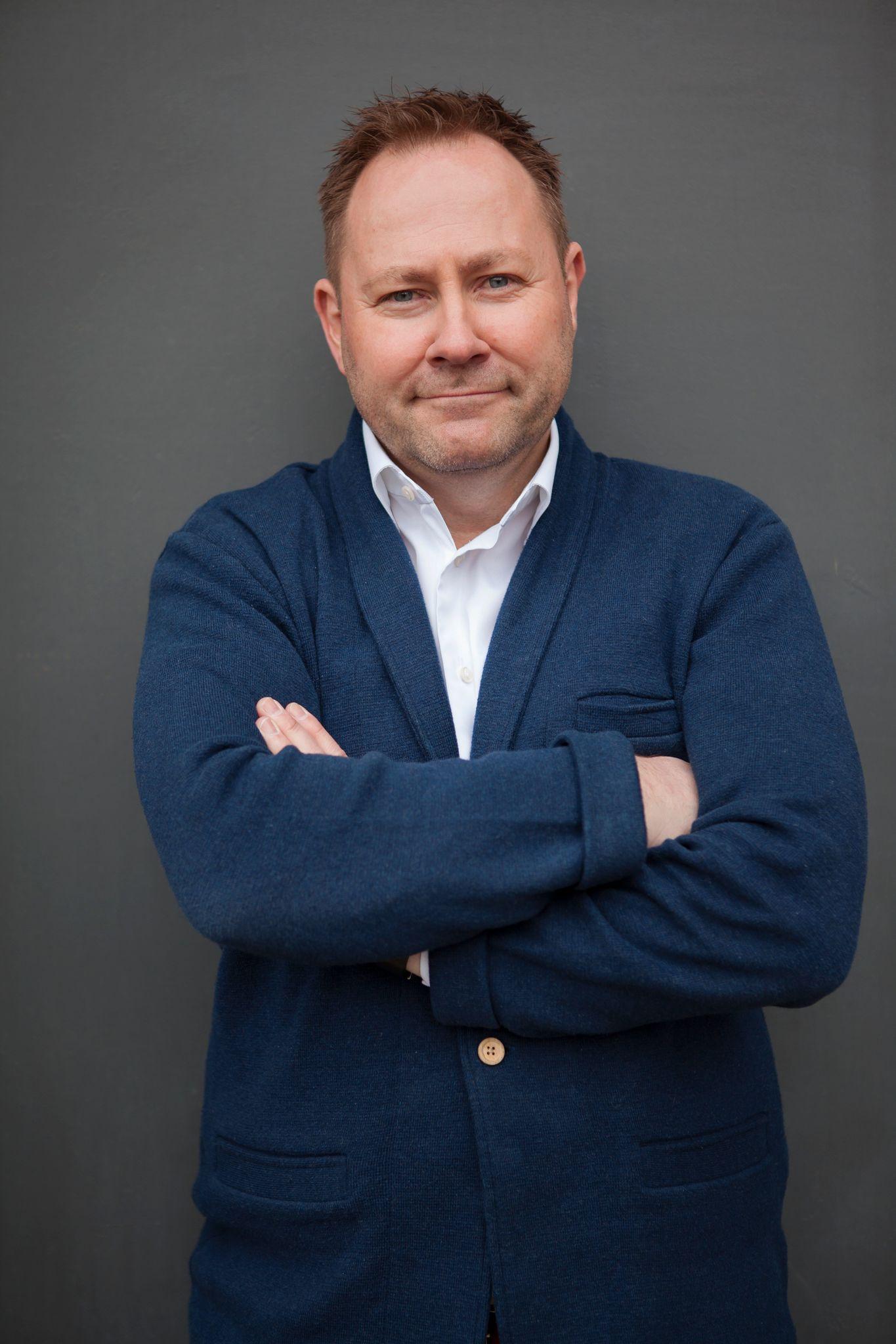 Tidligere sjef i Hello og markedsdirektør i Onecall, Thomas Sandaker.