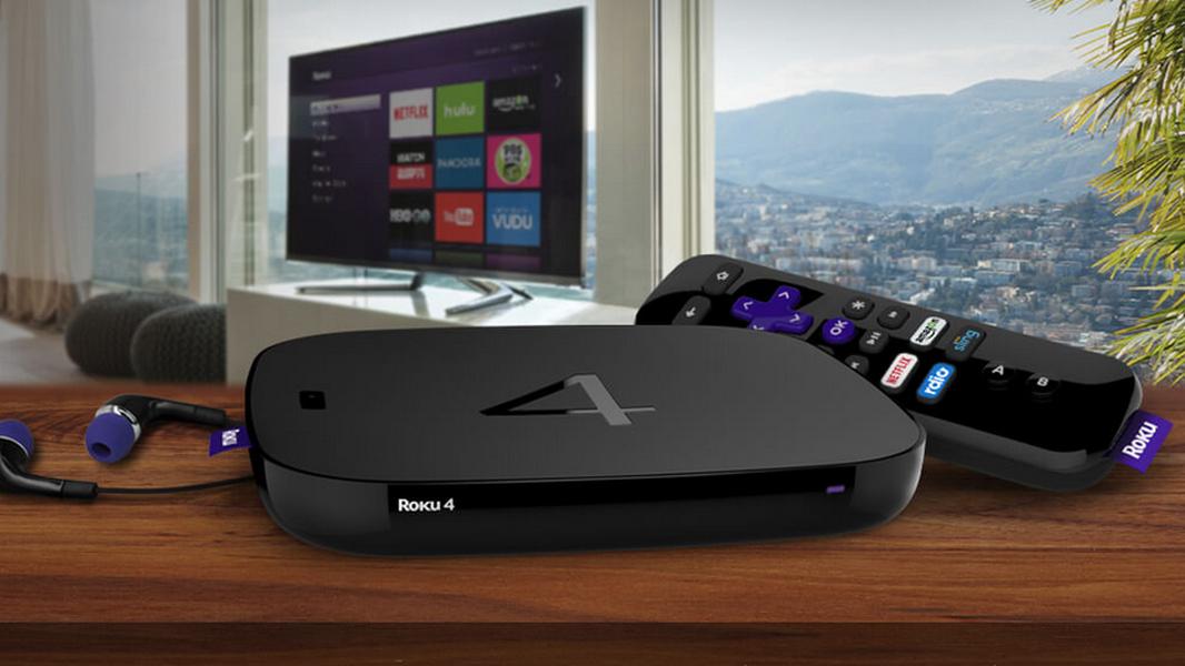 Apple har skarp konkurranse på strømmemarkedet, blant annet fra 4K-klare Roku 4.