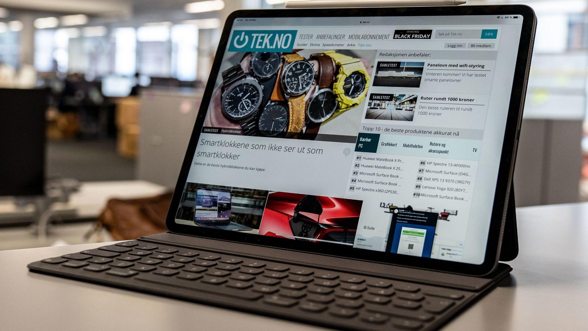 Nytt iPad-rykte tar nettbrettet ett steg nærmere PC-markedet