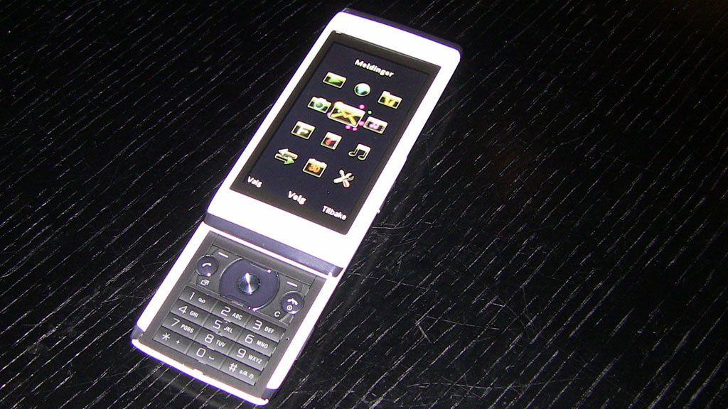 Vi prøvekjører Sony Ericsson Aino