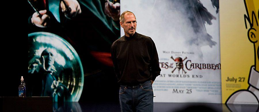 Steve Jobs tar en pause fra Apple