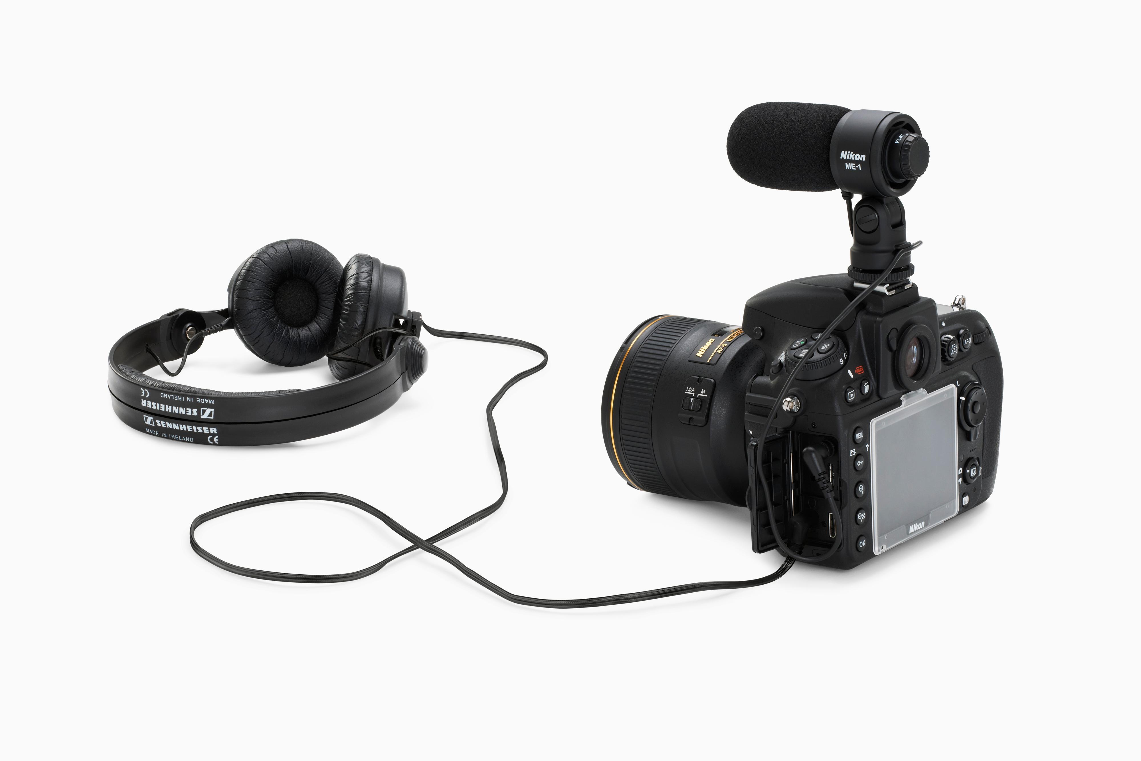 Nikon D800 er et speilreflekskamera som også kan brukes til å spille inn video.