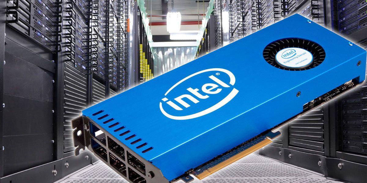 Intel vil bygge ny superdatamaskin