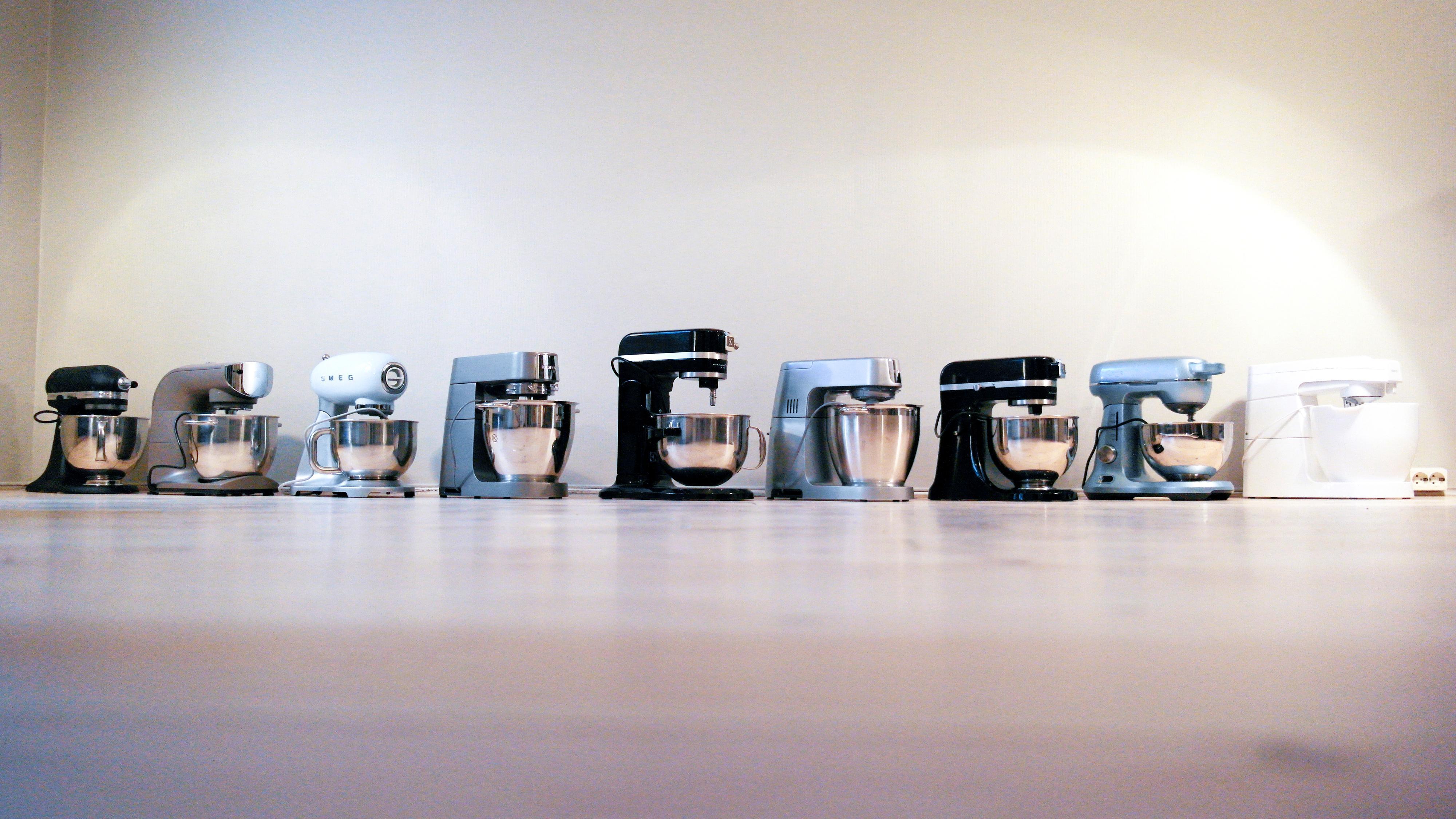 Disse kjøkkenapparatene har kortest levetid
