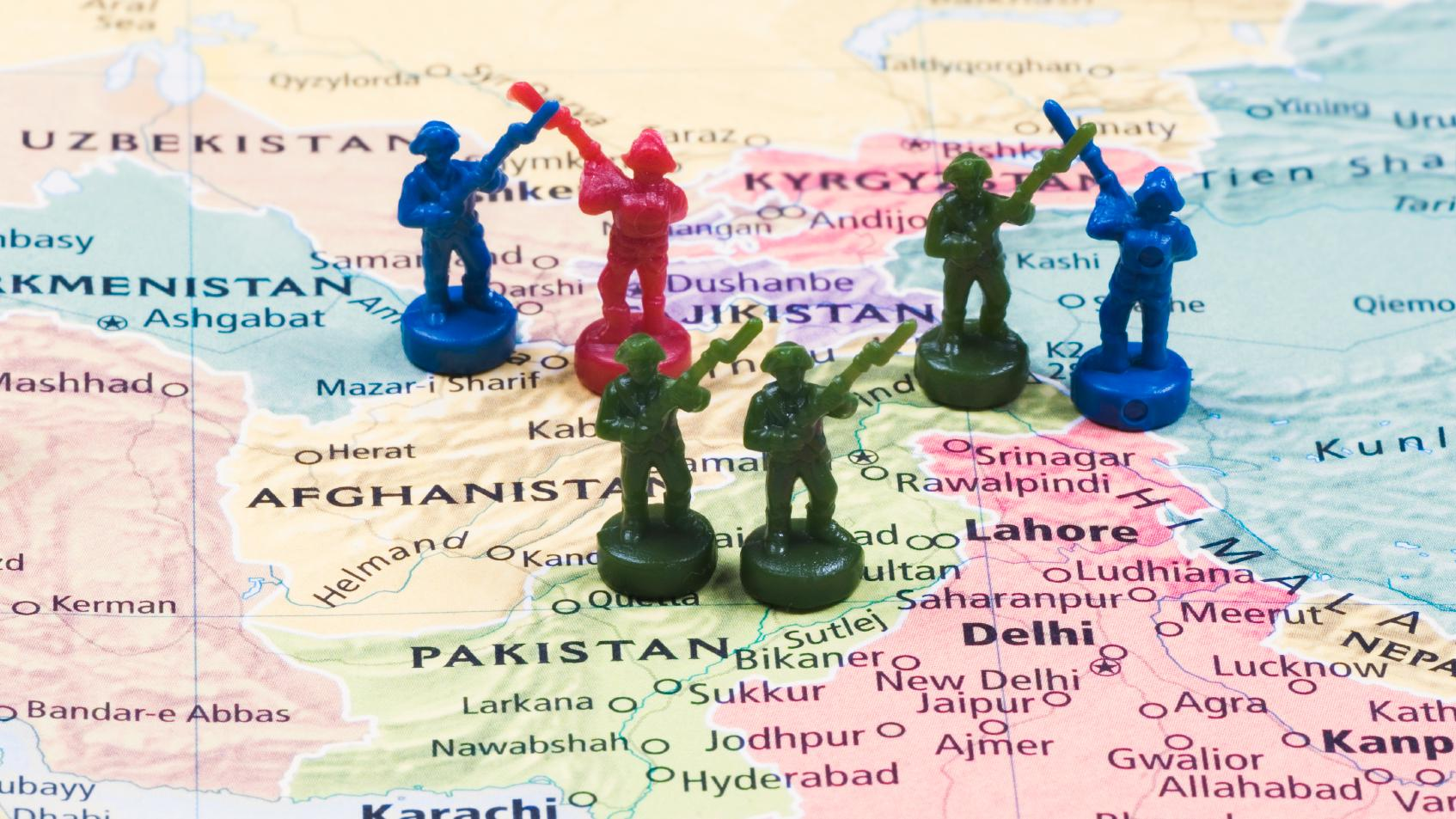 iPhone-applikasjonen som finner Taliban