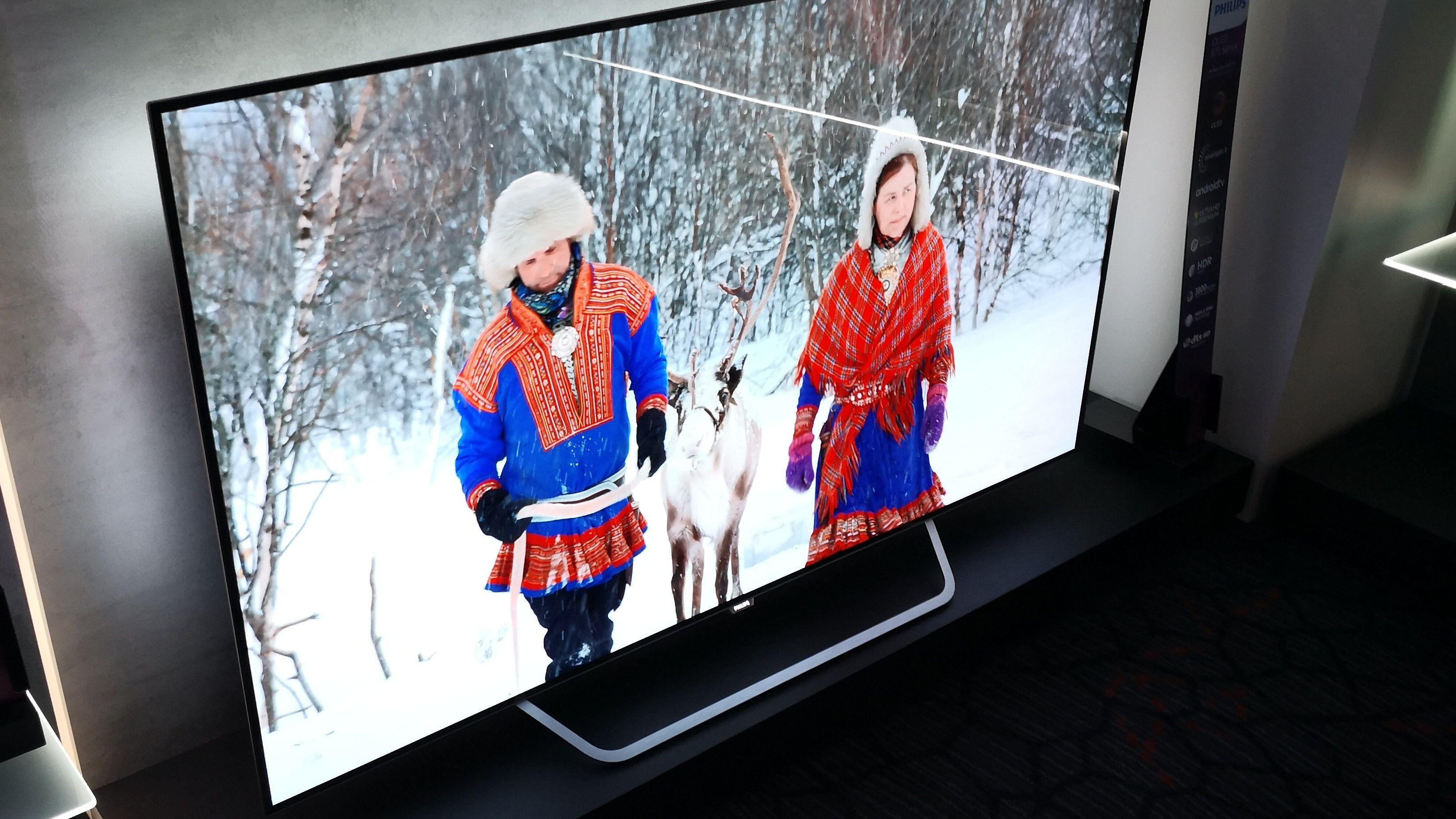Philips TV-er 2018