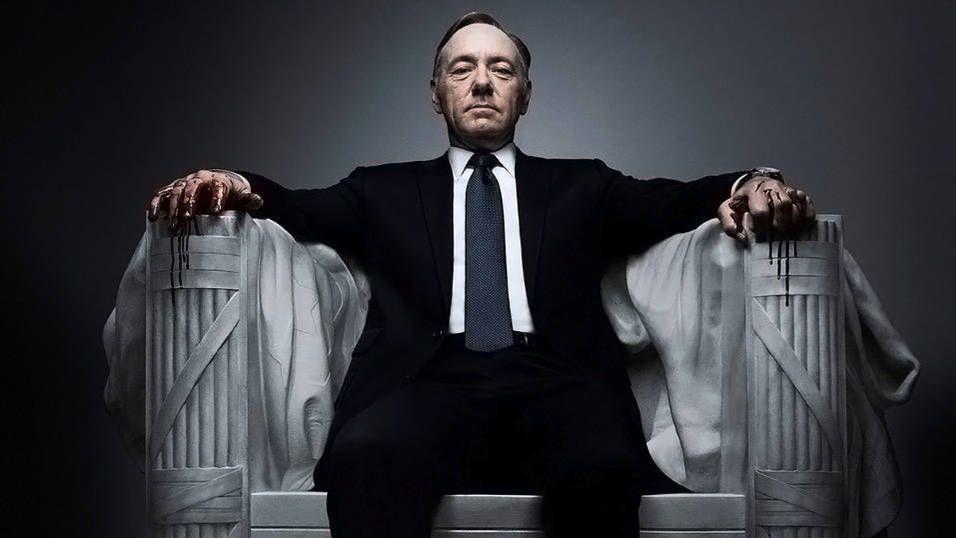 Netflix har hatt en vellykket satsing på egentprodusert innhold, for eksempel prisbelønte House of Cards.