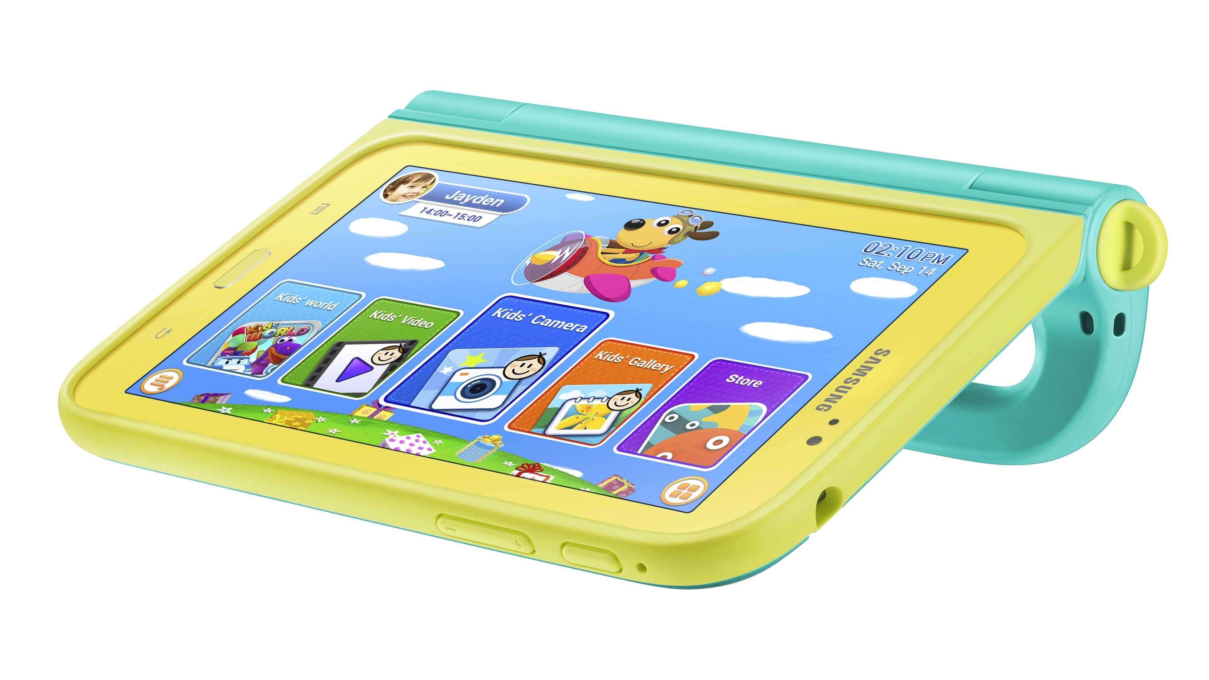 Samsung lanserer nettbrett for barn