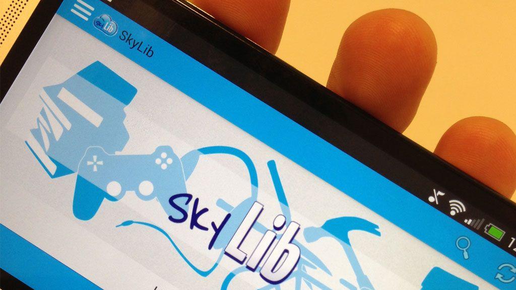 SkyLib bekreftet til AppWorks