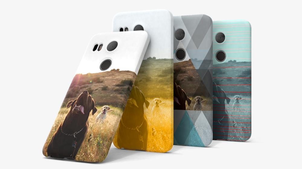 Nå lar Google brukere designe egne telefonomslag til Nexus-telefoner
