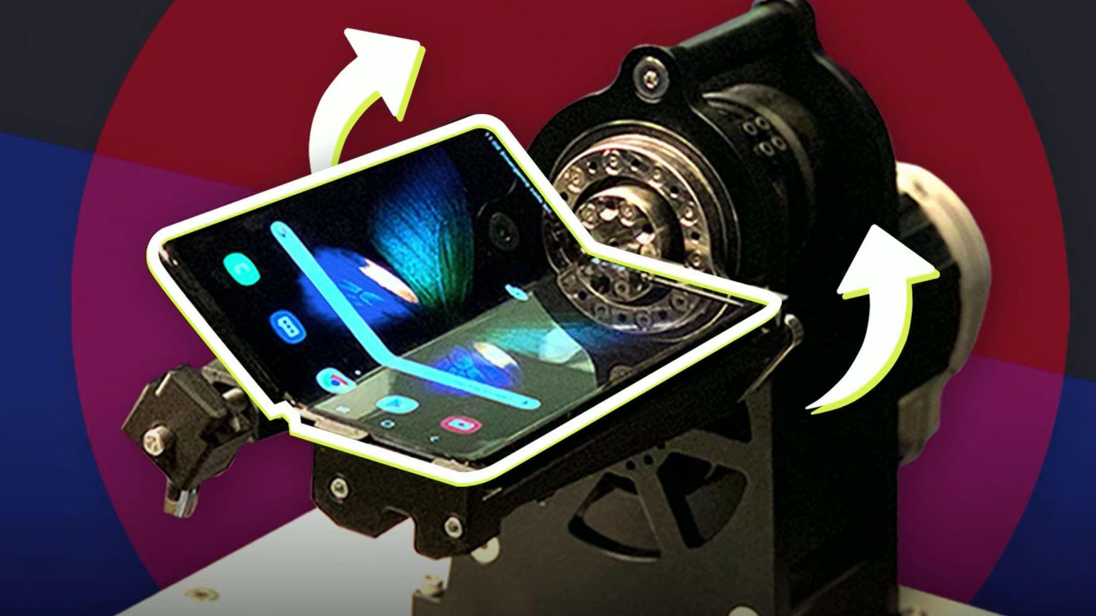 Så mange brett tåler Samsungs brettbare mobil