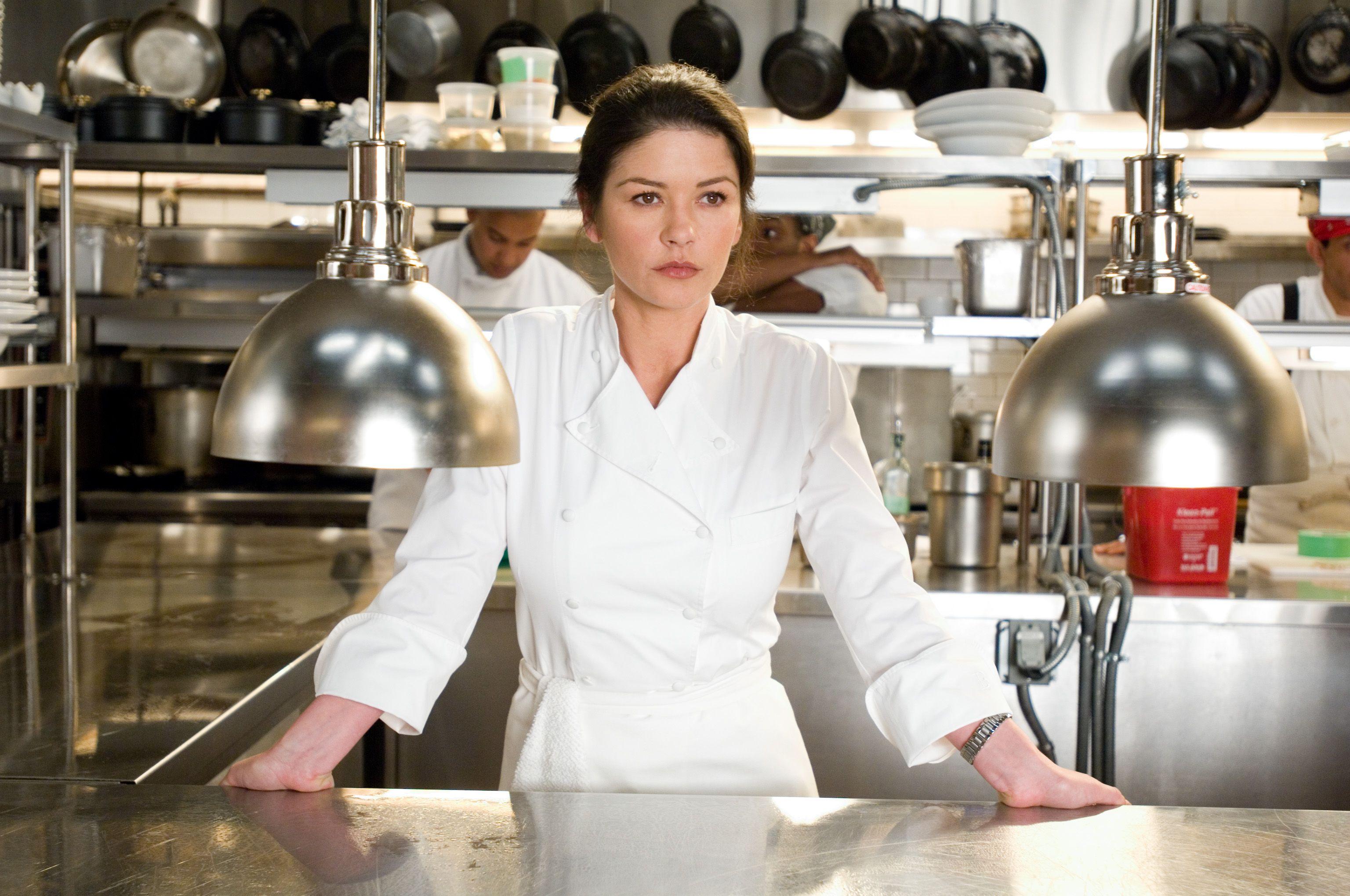 Kate er sjef på kjøkkenet, men sliter sosialt.
