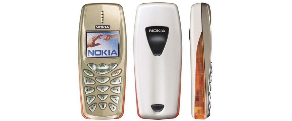 Nokia 3510i var en av selskapets store hits. Den hadde polyfoniske ringetoner, fargeskjerm og blinkende lys langs sidene.