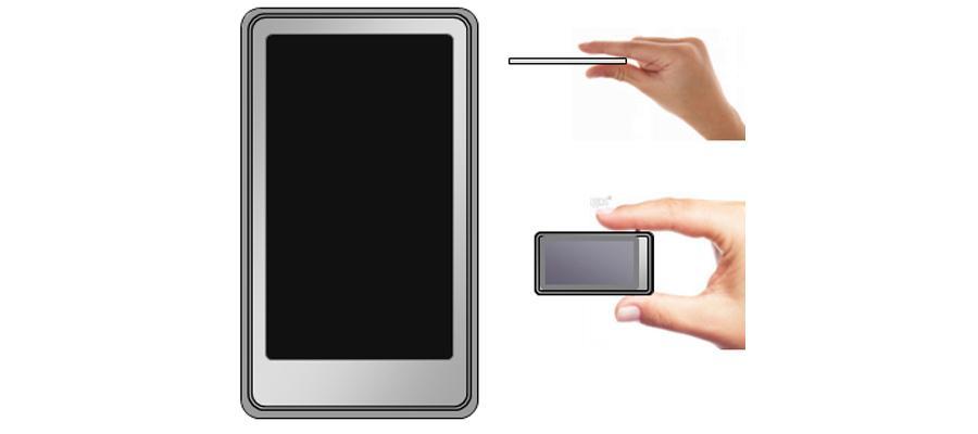 – Walkman med trykkskjerm på vei