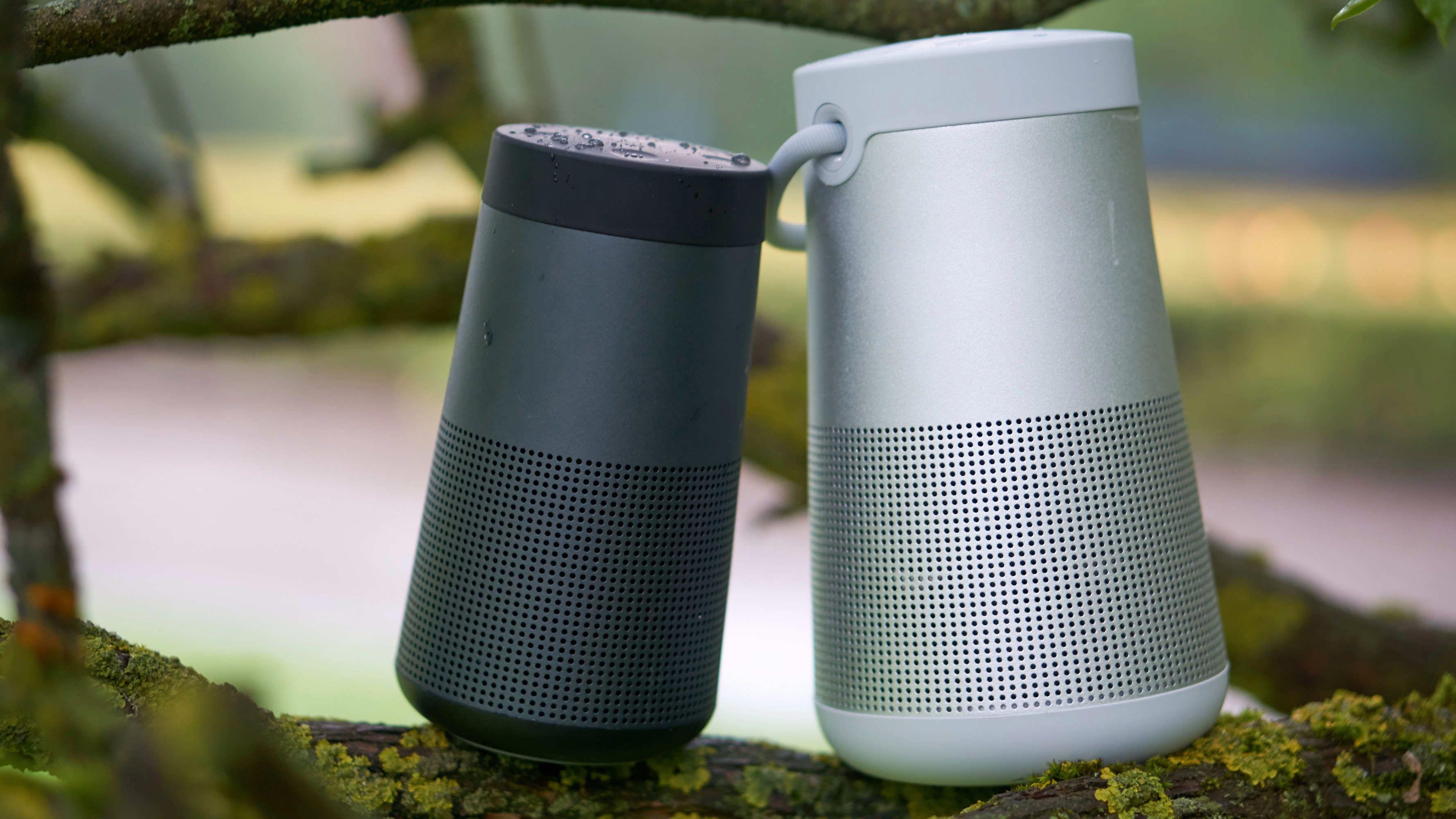 Bose Soundlink Revolve & Revolve+
