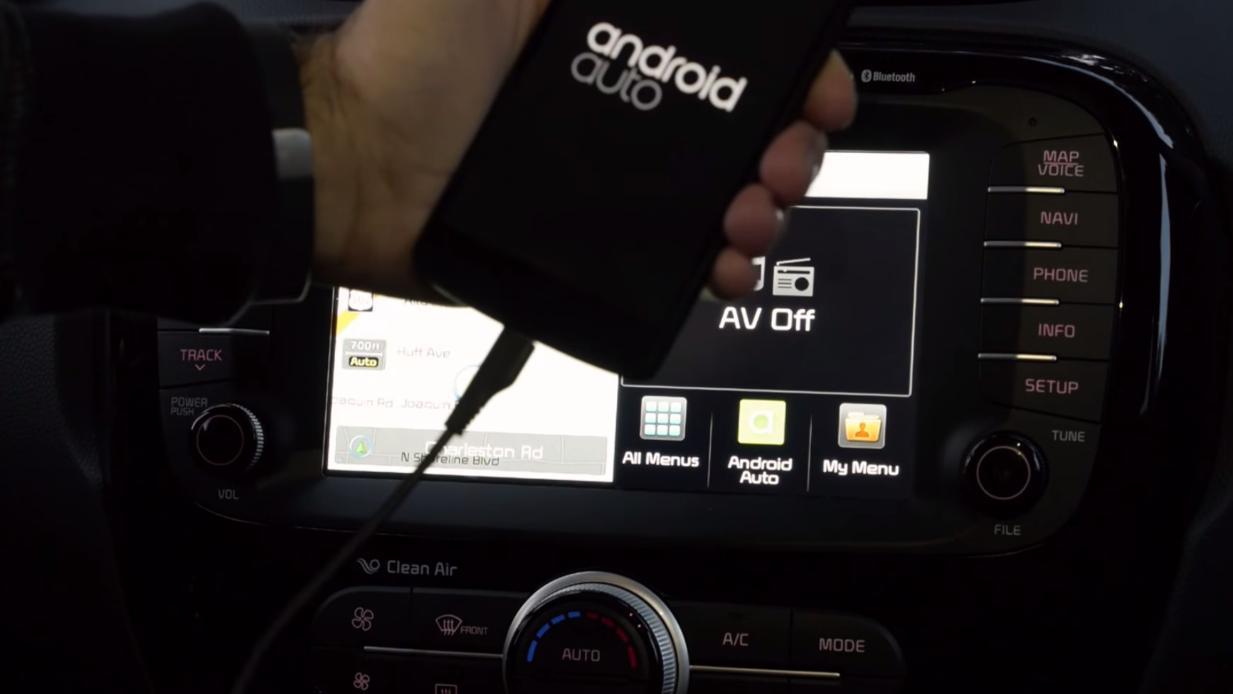 Nå har Android inntatt bilene