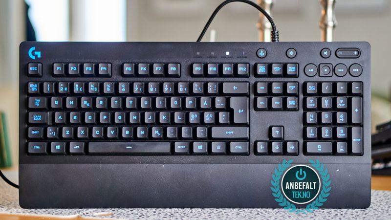 Billige tastaturer Samletest Tek.no