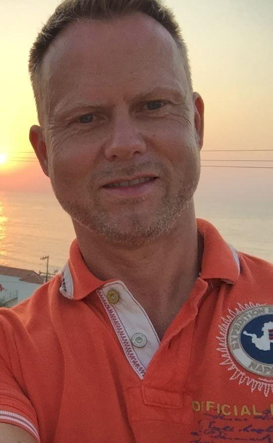 Karl Fredrik Lund, eder for Telia Privat.