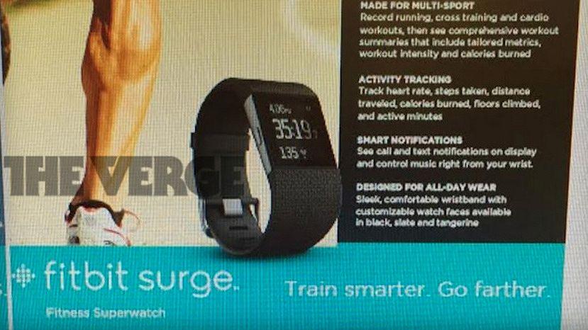 Fitbit planlegger skikkelig GPS-treningsklokke