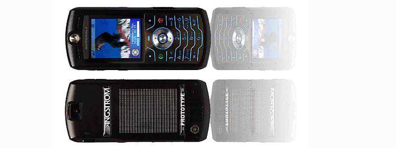Denne Motorolaen er hydrogendrevet