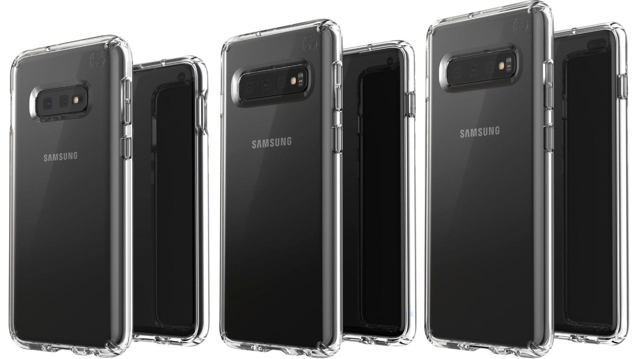 Nå vet vi både hvordan Galaxy S10 vil se ut og yte