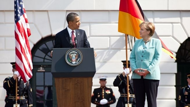 USA kan ha overvåket Angela Merkel