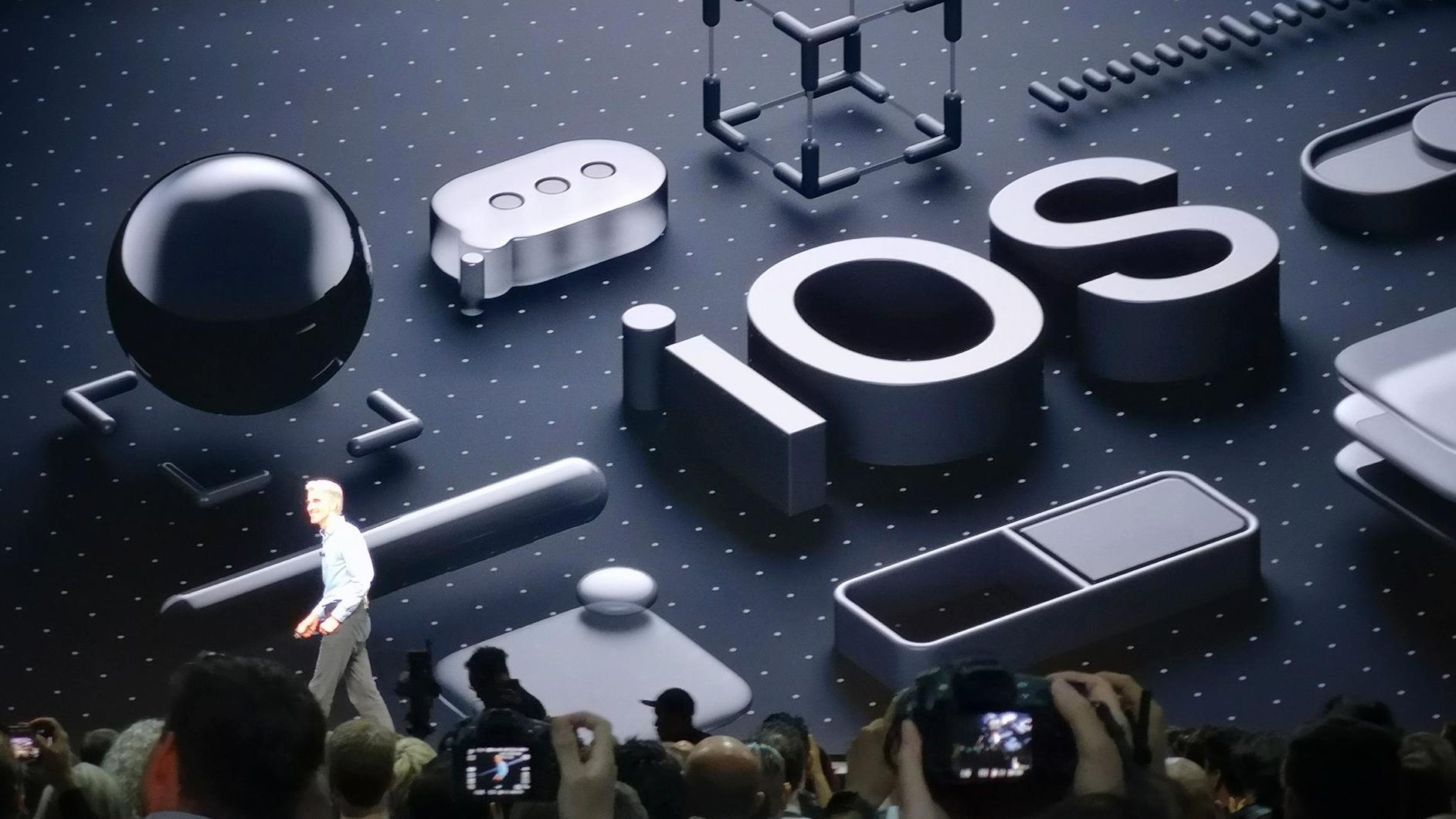 Apple slipper iOS 12.1 i løpet av dagen
