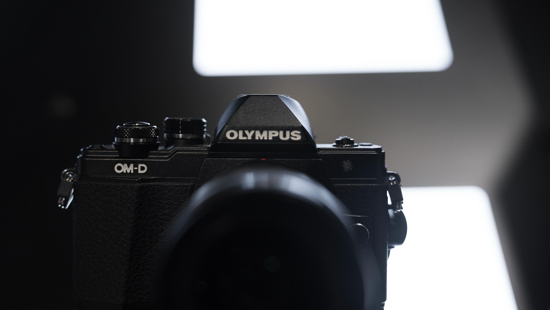 Olympus OM-D E-M1 Mark II.