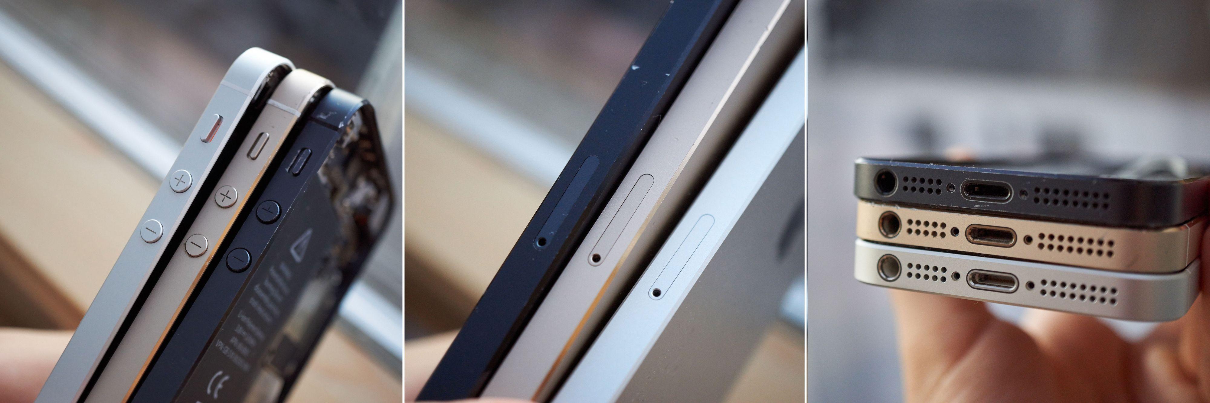 Apple kan umulig ha lagt mye penger ned i å designe iPhone 5S og SE!