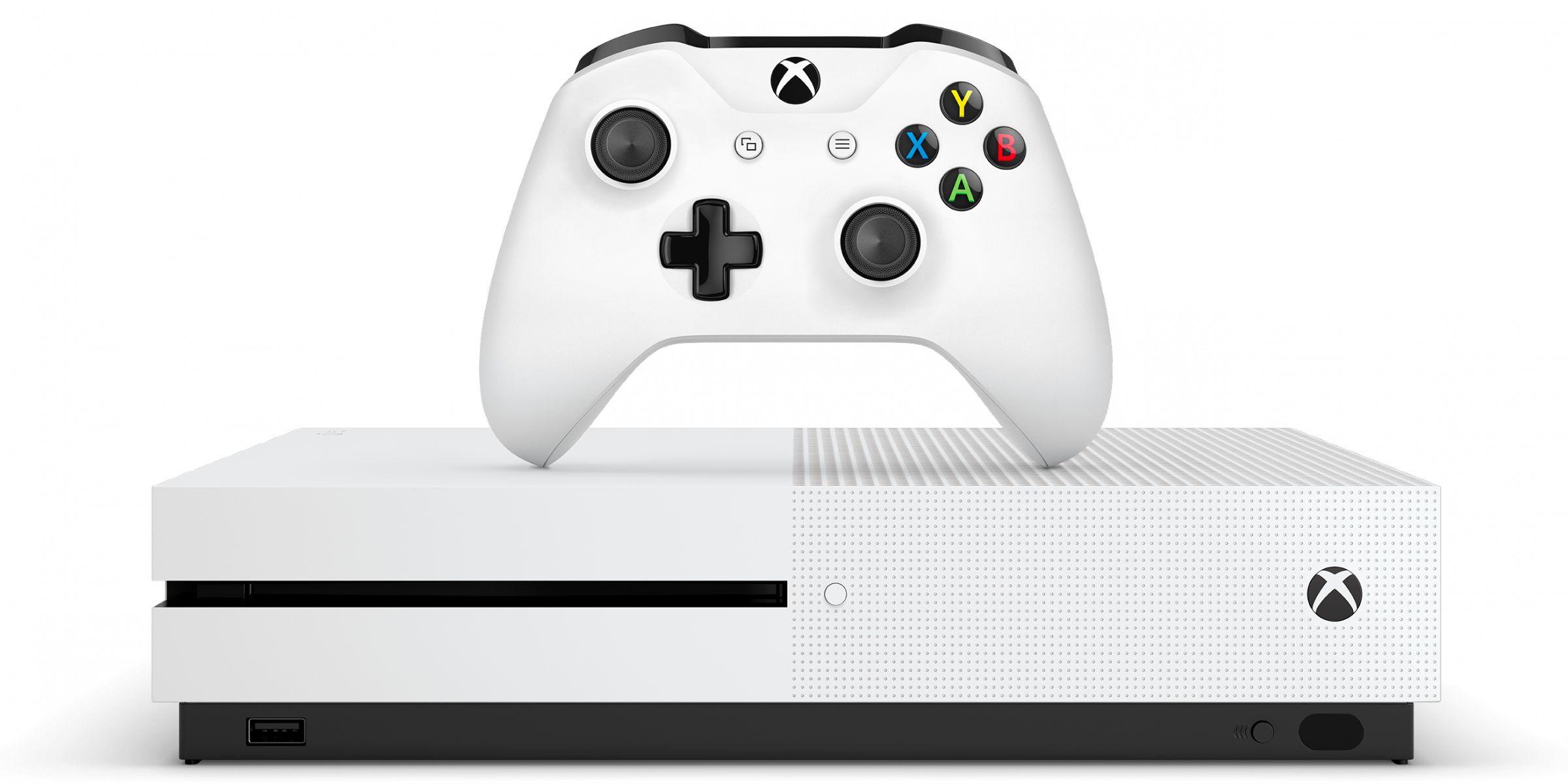 Nye Xbox One S får markedets rimeligste UHD Blu-Ray-spiller med støtte for HDR.