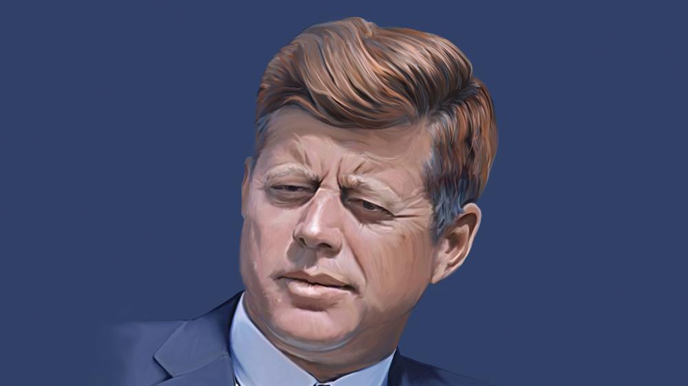 Redder historiske Kennedy-bilder