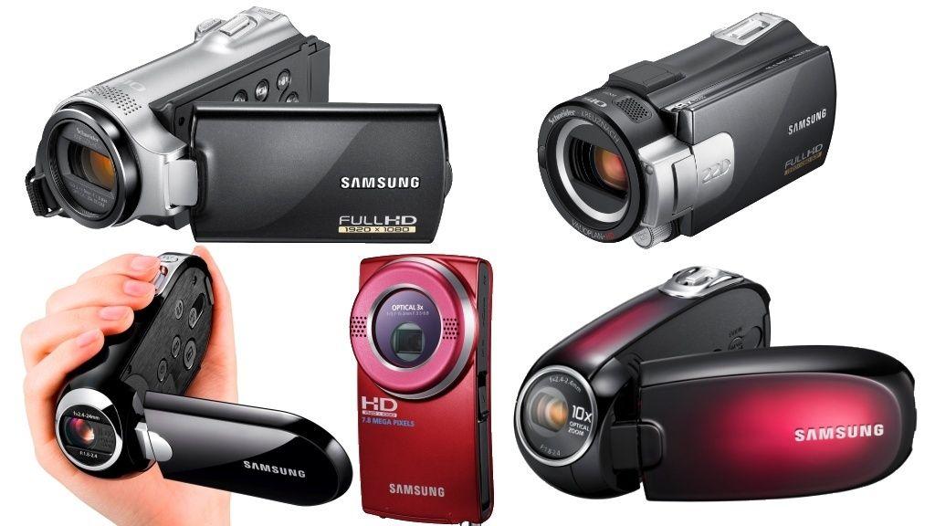 Ti nye fra Samsung