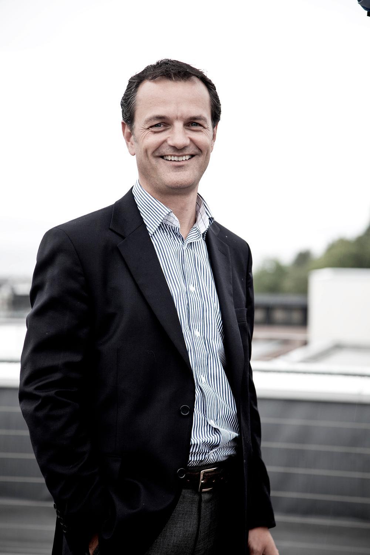 Anwar Farrag, leder for bedriftsmarkedet i Kjedehuset.Foto: Kjedehuset
