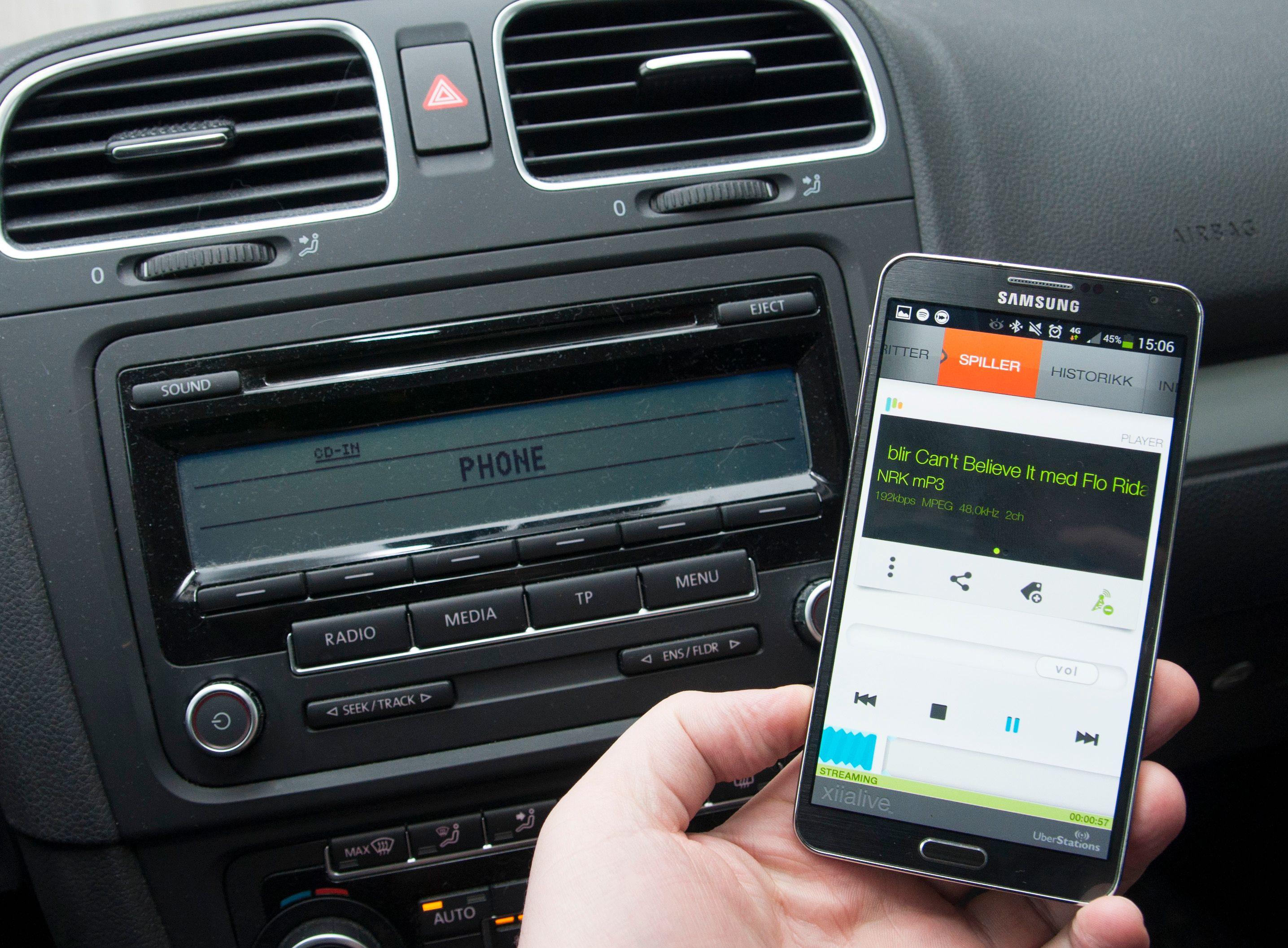 Mest sannsynlig har du allerede en mulig løsning. Den forutsetter imidlertid grei mobildekning, og en romslig datapakke.Foto: Finn Jarle Kvalheim, Amobil.no