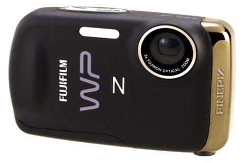 Fujifilm Finepix Z33 - lite og vanntett.