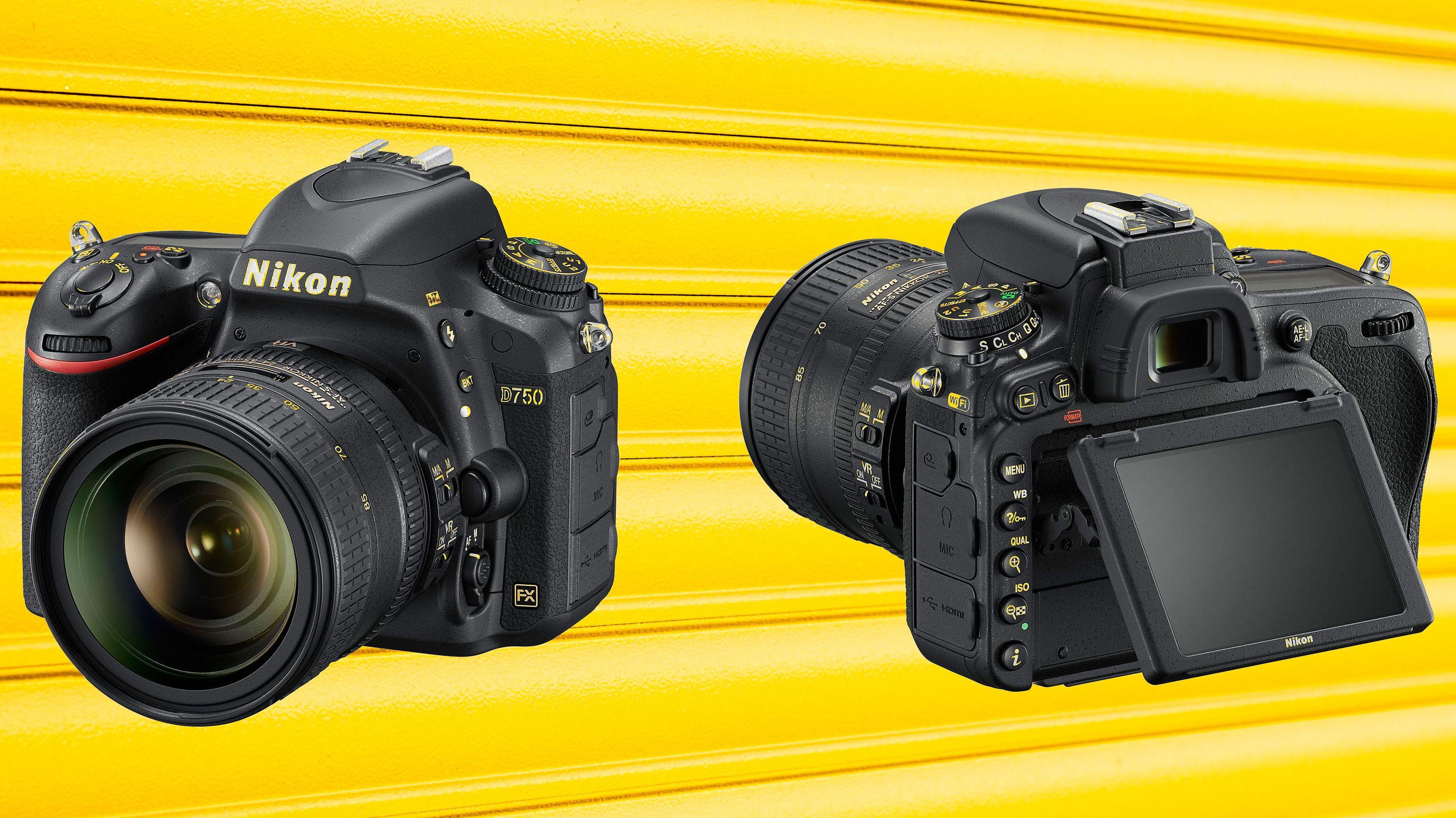 Nikon lanserer kompakt fullformat