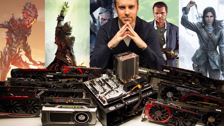 Nvidia GTX 700/900 + AMD Radeon 200/300/Fury-serien