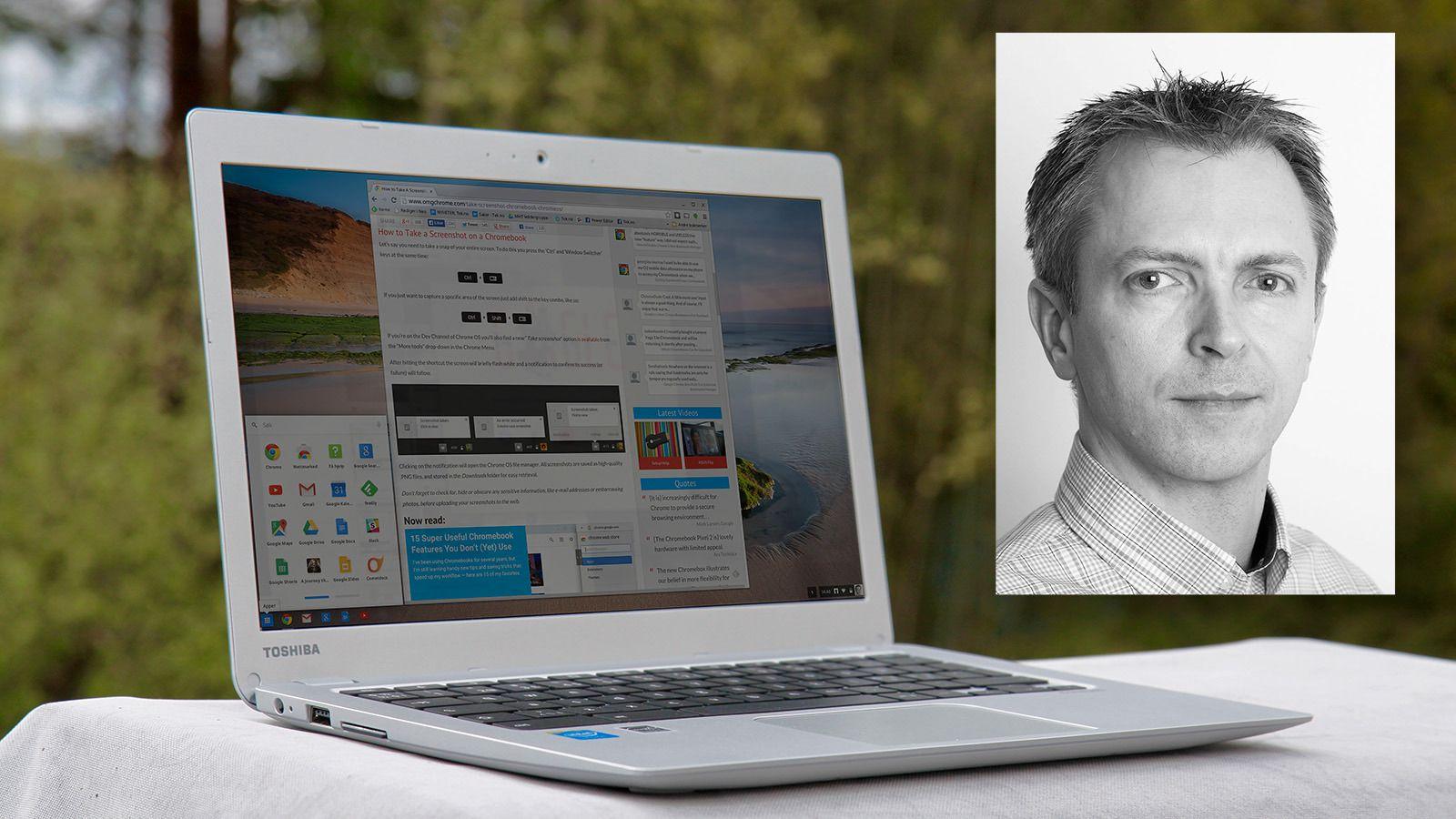 Del 2: – Hjelp, jeg må bytte ut Mac-en med en Chromebook