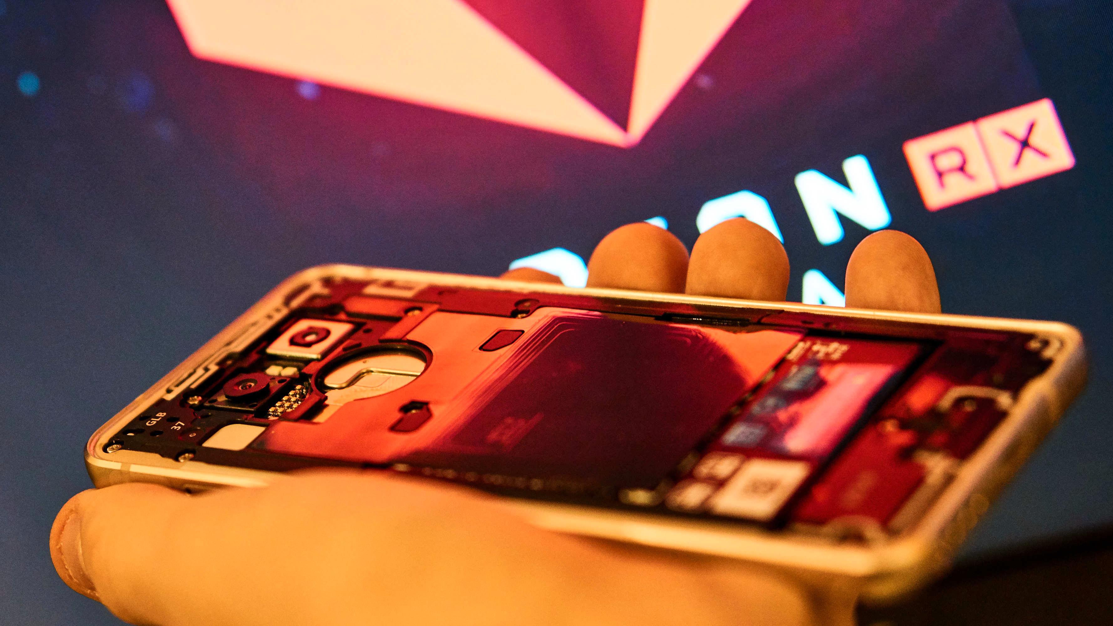 Reparasjon av LG G6