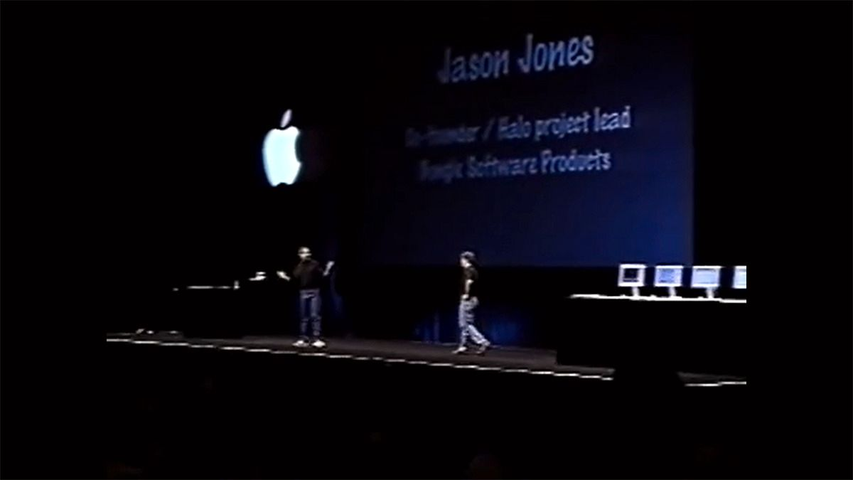 Husker du da Steve Jobs annonserte «Halo»?
