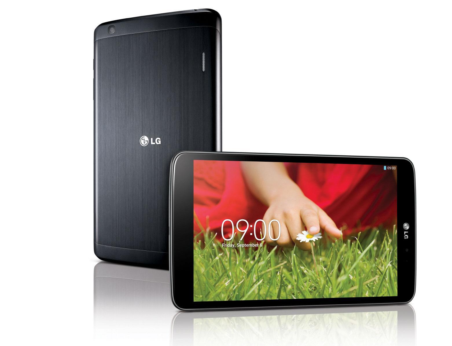 LG G Pad.Foto: LG