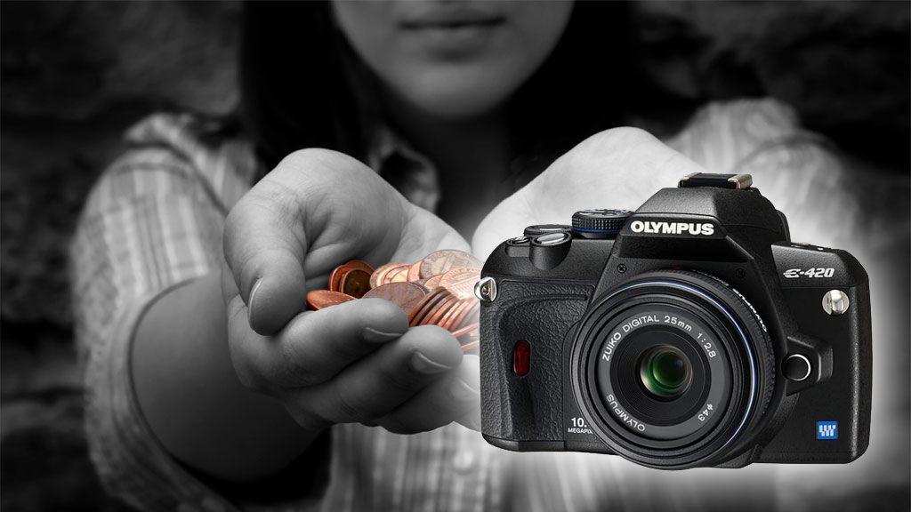 Gjør et skikkelig kameravarp