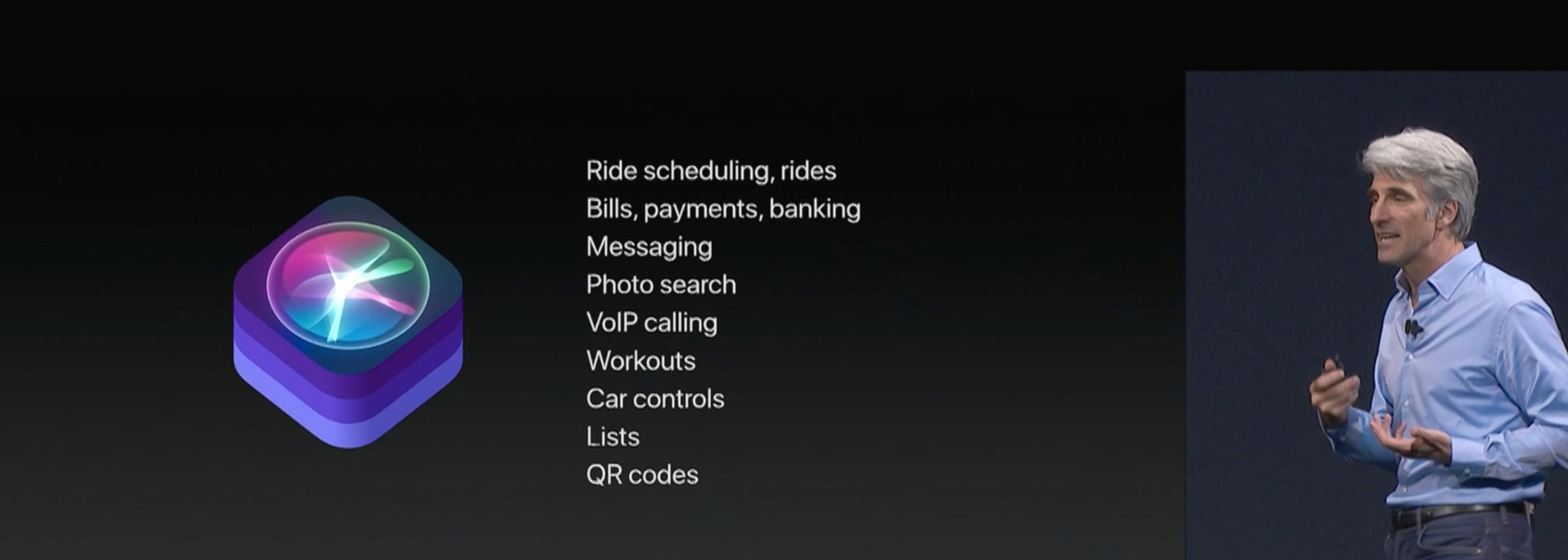 Siri.pakka er utvidet.