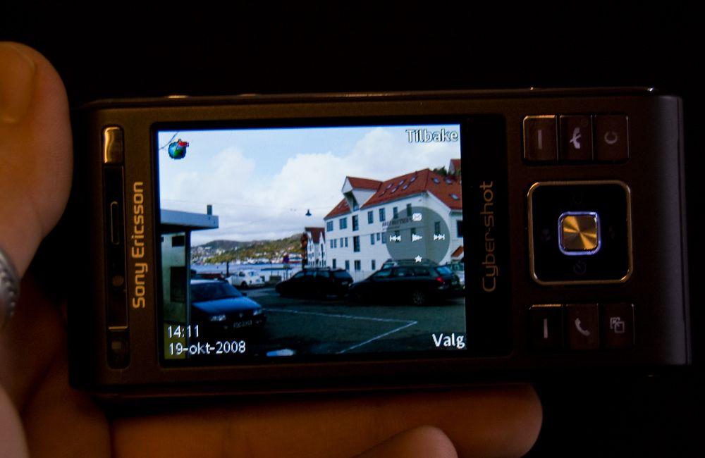 Bildene kan bli riktig bra og telefonen fungerer godt som fotoalbum.