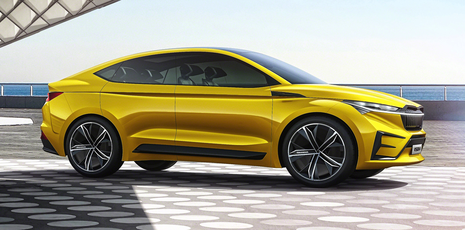 Vision iV-konseptet er en ganske høyreist SUV på snaut 4,7 meter.
