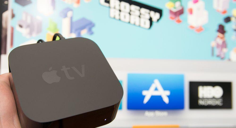 Ny Apple TV kan være på vei