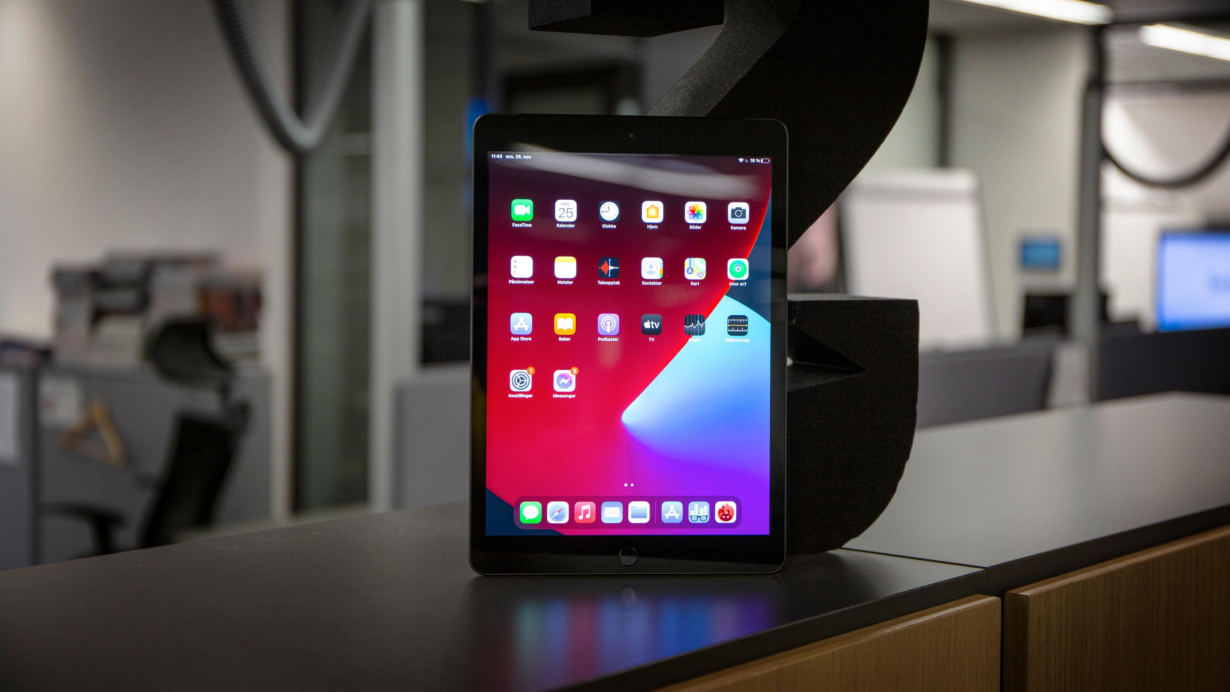 Årets iPad er en minioppgradering, men fortsatt en kjærkommen en