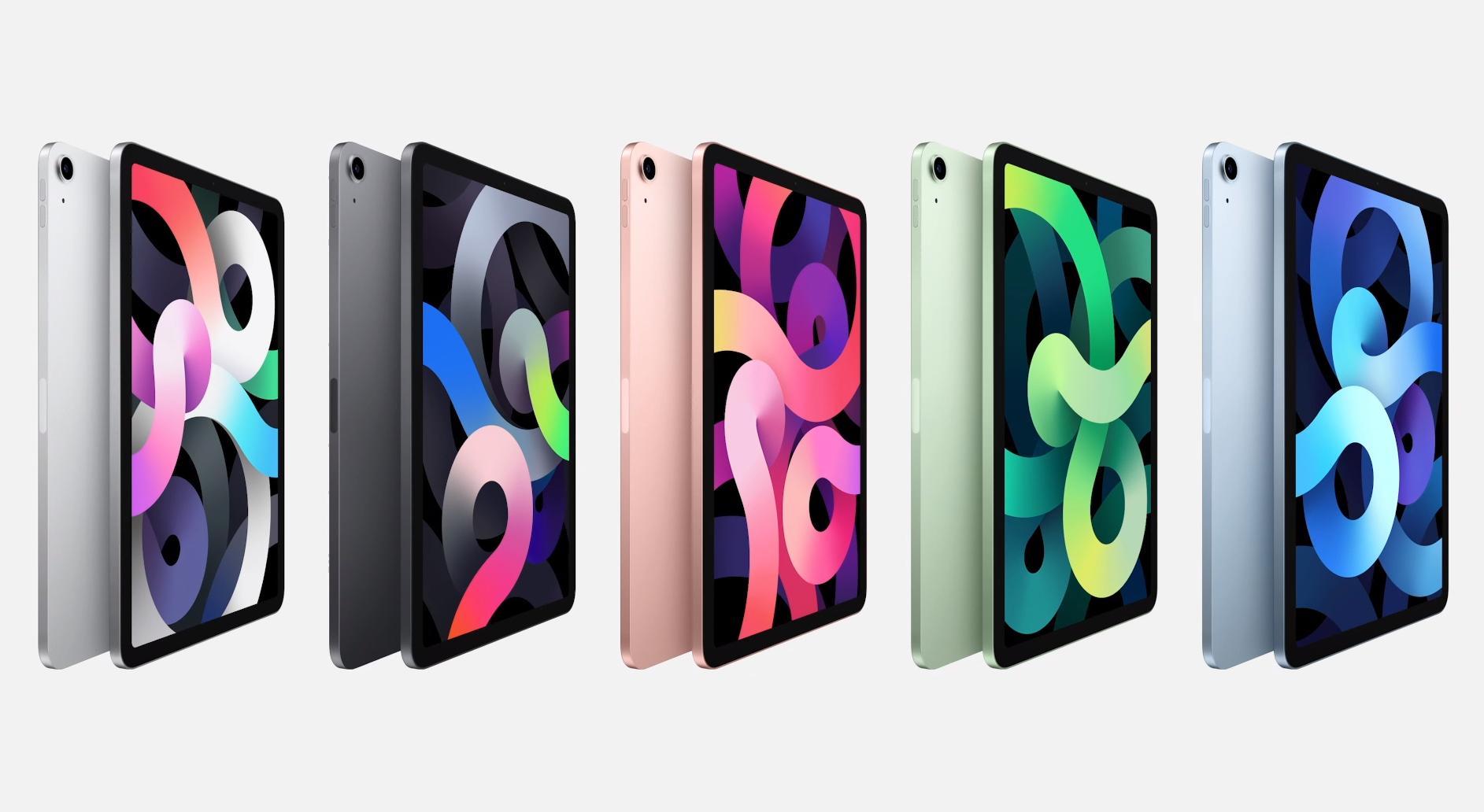iPad Air tar steget over fra en forvokst vanlig iPad til å få iPad Pro-designet og det aller meste annet Pro-modellen kan skilte med.