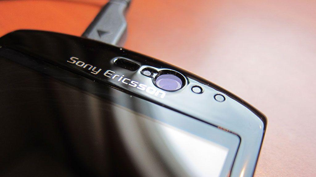 Neo har forntkamera for videosamtale eller selvportrett.