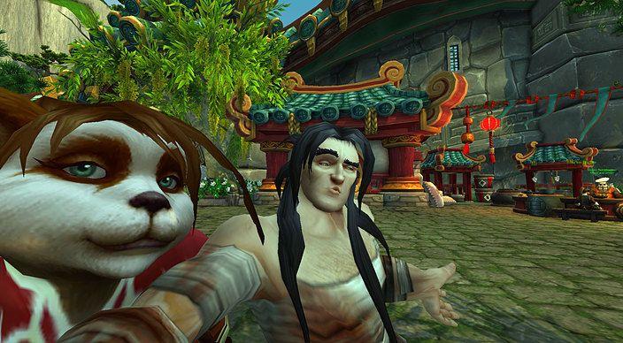 Dette er World of Warcraft. Foto: Blizzard Entertainment